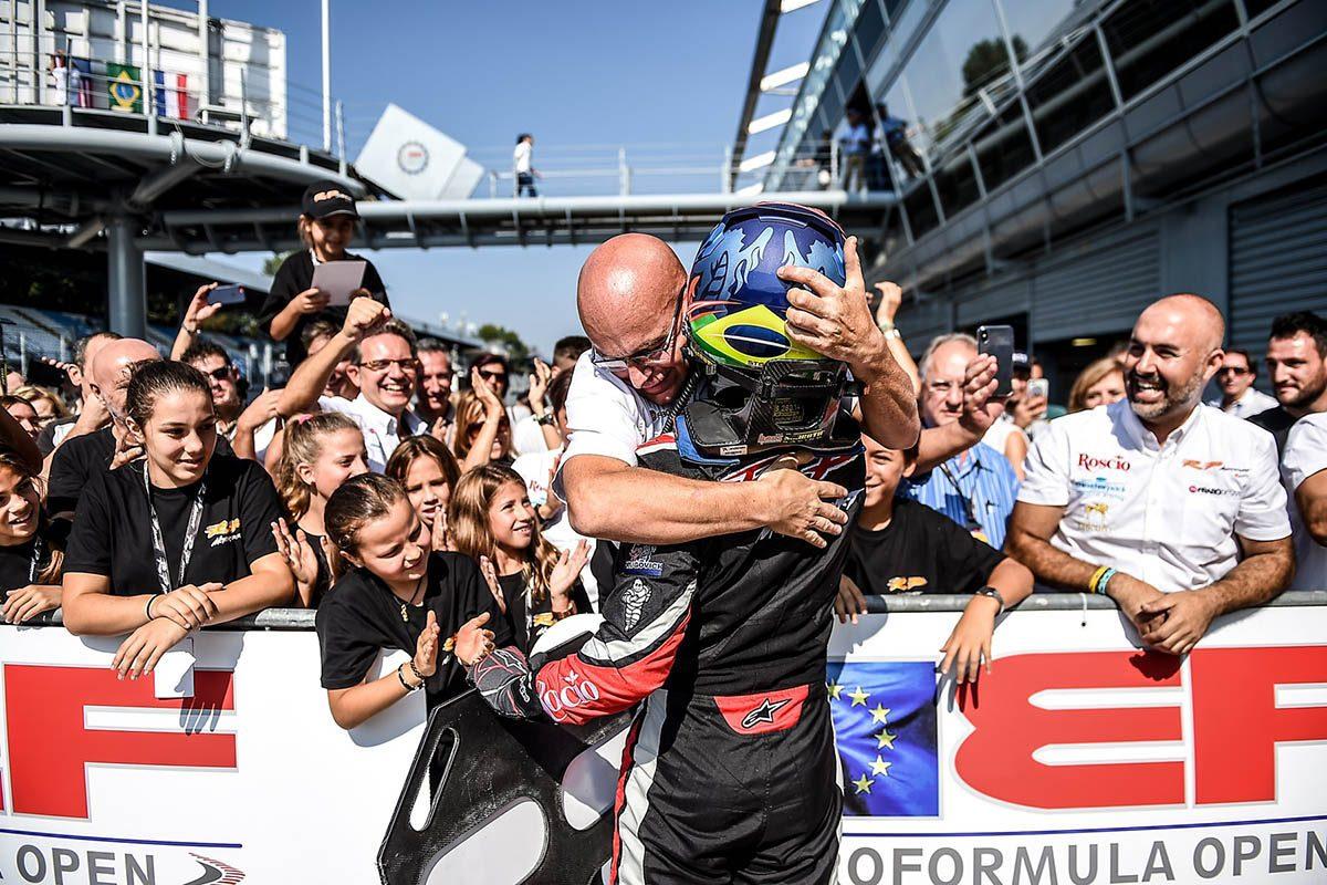 Felipe Drugovich encerra temporada com recorde absoluto de vitórias do Euroformula F3 Open