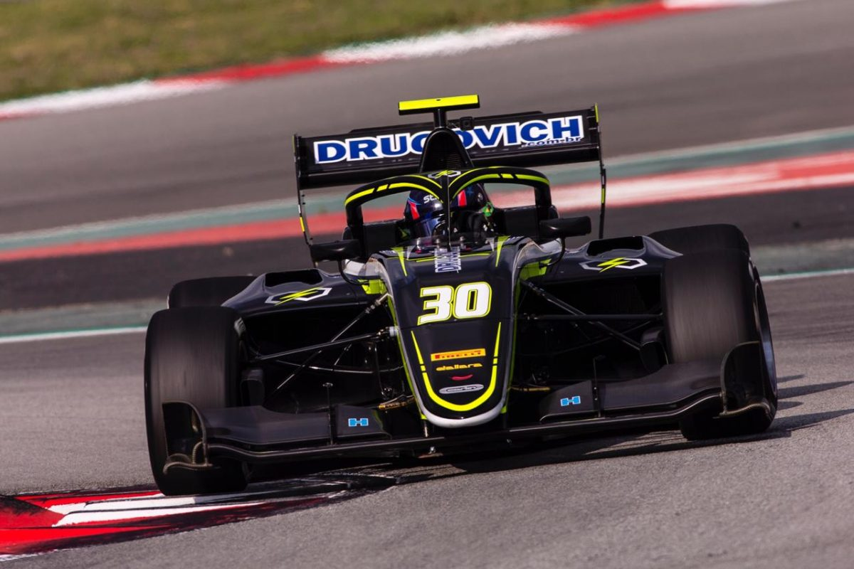 Felipe Drugovich inicia na França sequência de dois finais de semana de corridas na Fórmula 3 FIA
