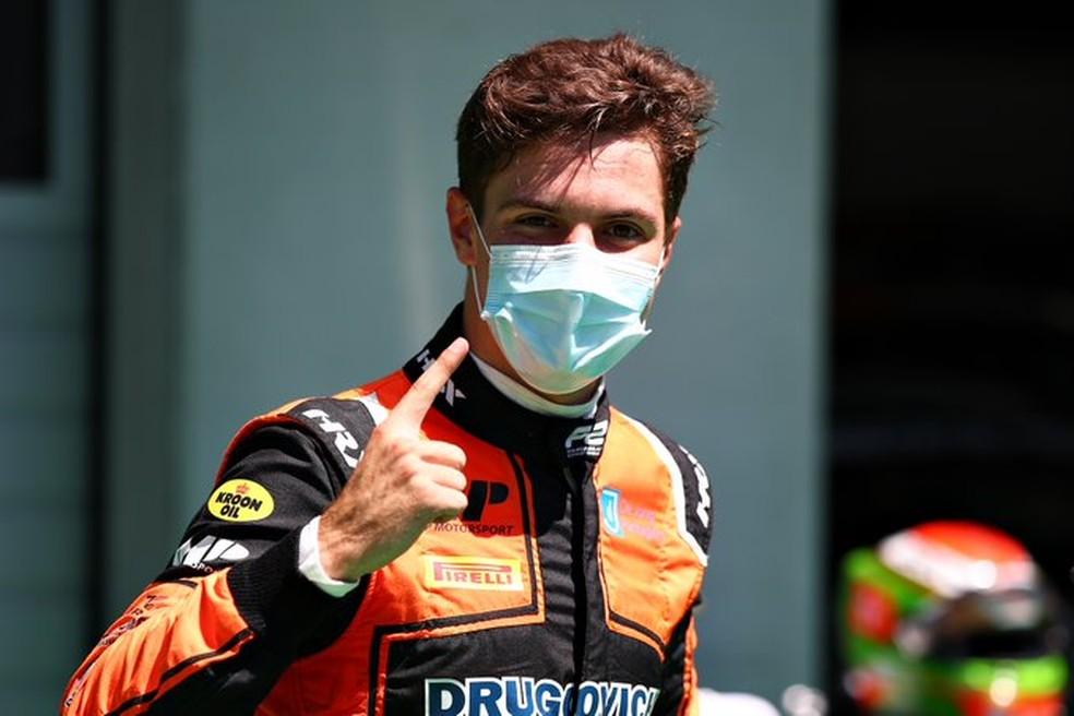 Felipe Drugovich vence GP da Áustria e sobe para terceiro no campeonato da F2