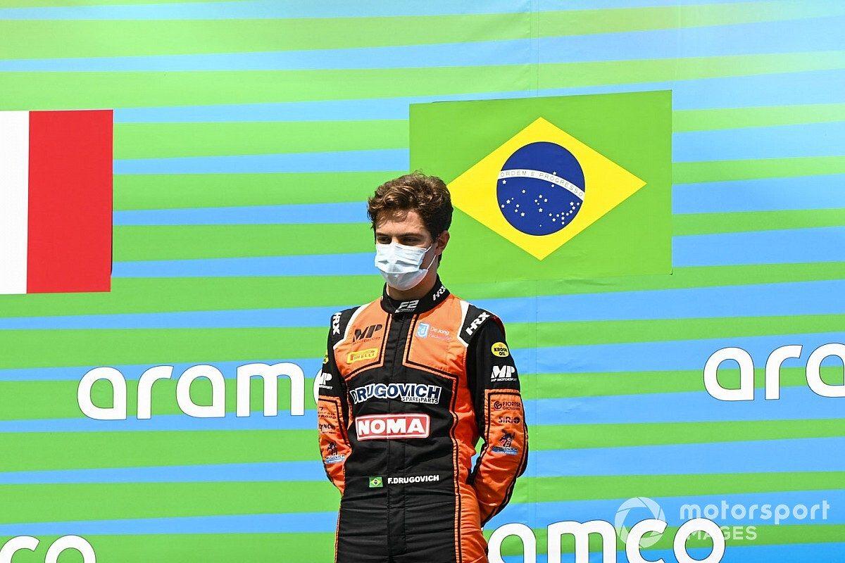 Surpresa na Fórmula 2, Felipe Drugovich supera favoritos e desponta como candidato à F-1