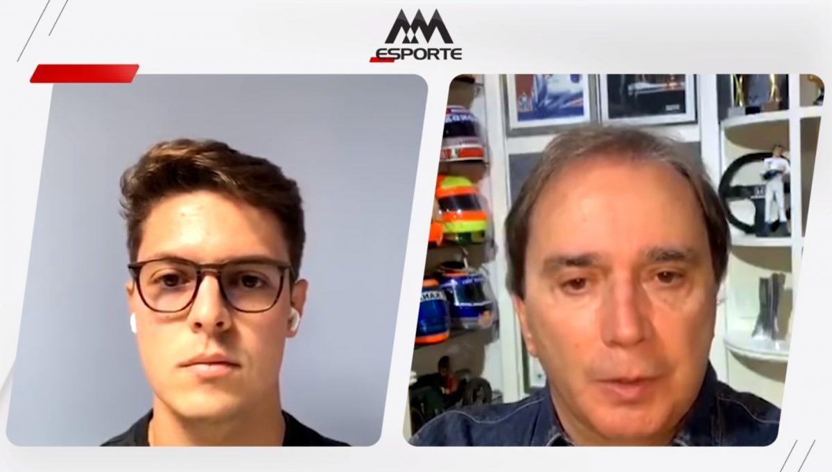 Reginaldo Leme entrevista Felipe Drugovich