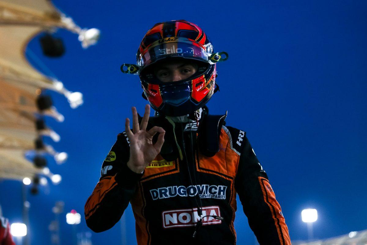 Drugovich conquistou novo pódio na Fórmula 2 no Bahrein após Nikita Mazepin receber punição